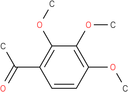 2',3',4'-TRIMETHOXYACETOPHENONE