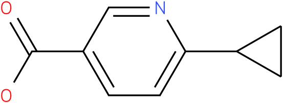 6-cyclopropylpyridine-3-carboxylic acid