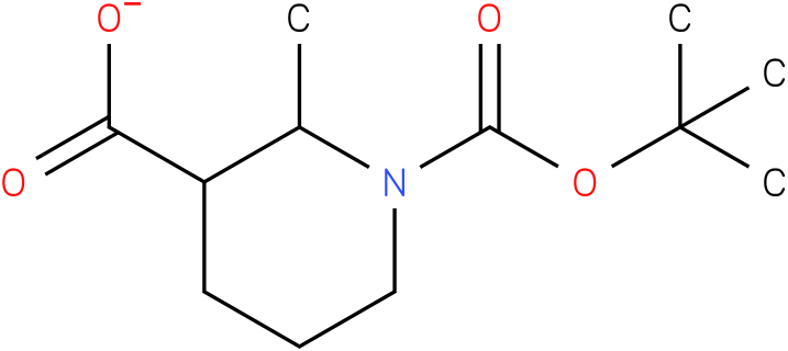 tert-butyl methyl piperidine-1,3-dicarboxylate