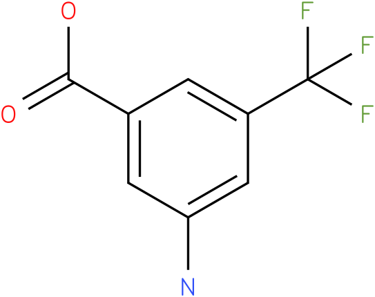 3-Amino-5-(trifluoromethyl)benzoic acid