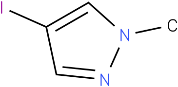 4-Iodo-1-methyl-1H-pyrazole