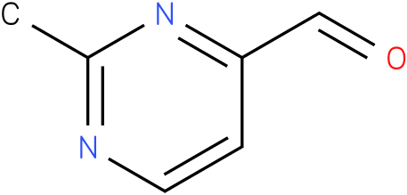 2-methylpyrimidine-4-carbaldehyde