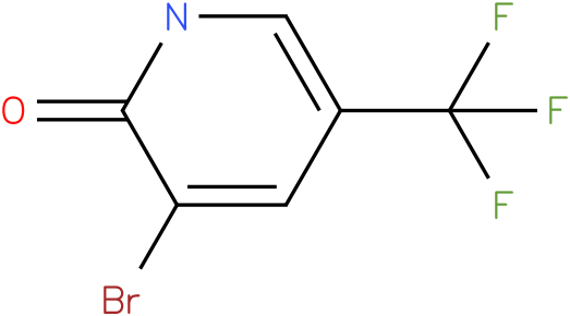 3-bromo-5-(trifluoromethyl)pyridin-2(1H)-one