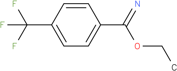ethyl 4-(trifluoromethyl)benzoimidate
