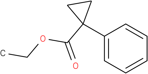 ethyl 1-phenylcyclopropanecarboxylate