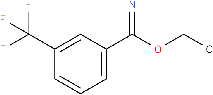 ethyl 3-(trifluoromethyl)benzoimidate