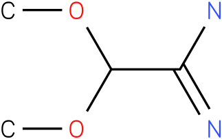2,2-dimethoxyacetamidine