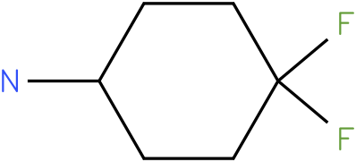 4,4-DIFLUOROCYCLOHEXANAMINE