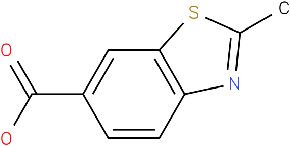 2-METHYL-1,3-BENZOTHIAZOLE-6-CARBOXYLIC ACID