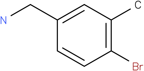 (4-bromo-3-methylphenyl)methanamine