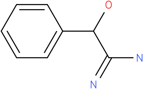 2-hydroxy-2-phenylacetamidine