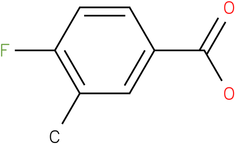 4-Fluoro-3-methylbenzoic acid