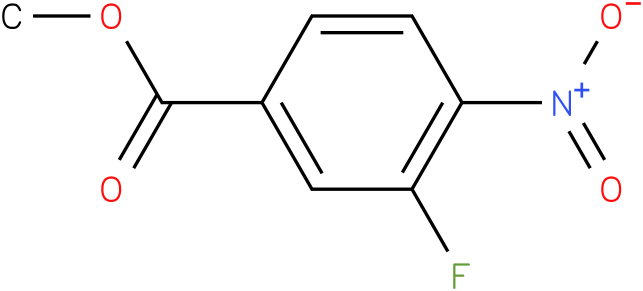 METHYL 3-FLUORO-4-NITROBENZENECARBOXYLATE