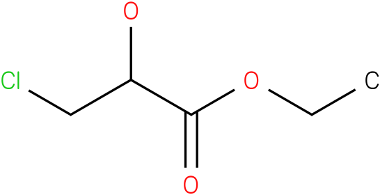 Propanoic acid, 3-chloro-2-hydroxy-, ethyl ester