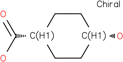 Cis-4-hydroxycyclohexanecarboxylic acid