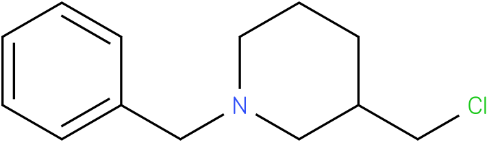 1-benzyl-3-(chloromethyl)piperidine