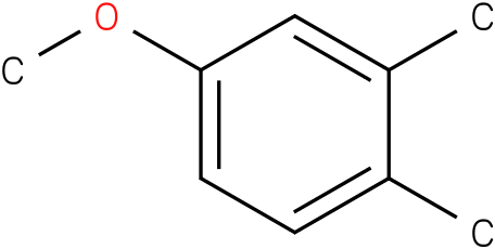 3,4-Dimethyl Anisole