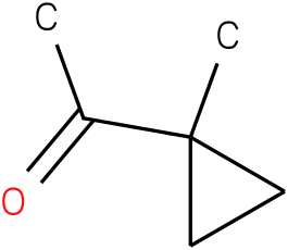 Methyl 1-methylcyclopropyl ketone