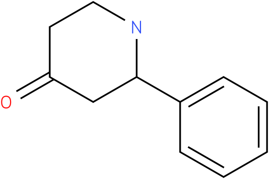 2-PHENYL-PIPERIDIN-4-ONE