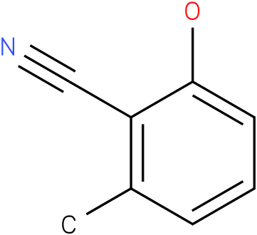 2-HYDROXY-6-METHYL BENZONITRILE