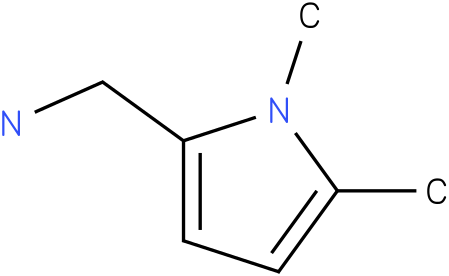 (1,5-dimethyl-1H-pyrrol-2-yl)methanamine