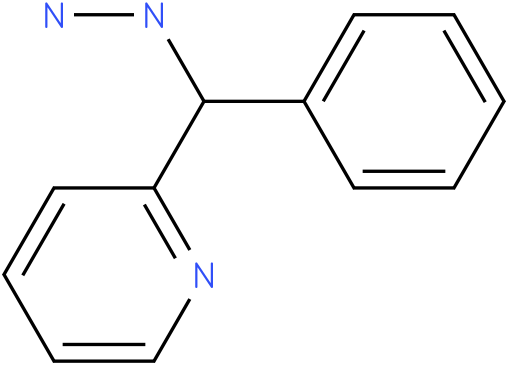 1-(phenyl(pyridin-2-yl)methyl)hydrazine