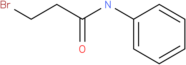 3-BROMO-N-PHENYLPROPANAMIDE