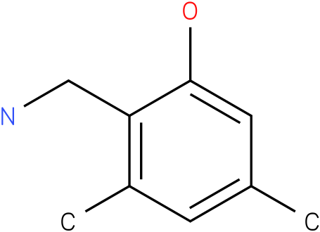 2-HYDROXY-4,6-DIMETHYL BENZYLAMINE