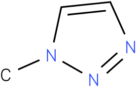 1-Methyl-1,2,3-triazole