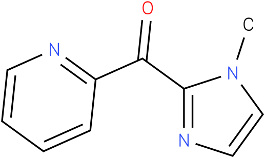 (1-methyl-1H-imidazol-2-yl)(pyridin-2-yl)methanone