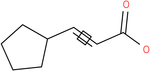 (E)-3-cyclopentylacrylic acid