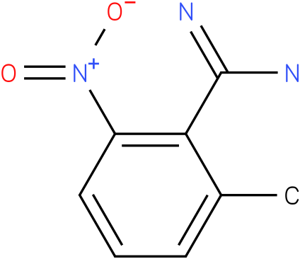 2-methyl-6-nitrobenzamidine