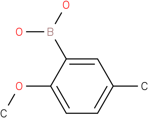 2-Methoxy-5-methylphenylboronic acid