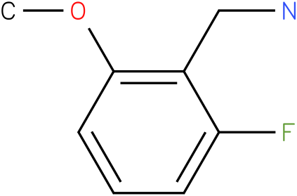 (2-fluoro-6-methoxyphenyl)methanamine