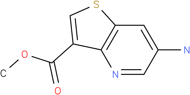METHYL 6-AMINOTHIENO[3,2-B]PYRIDINE-3-CARBOXYLATE