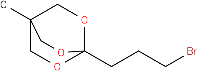 1-(3-Bromopropyl)-4-methyl-2,6,7-trioxabicyclo [2.2.2] octane
