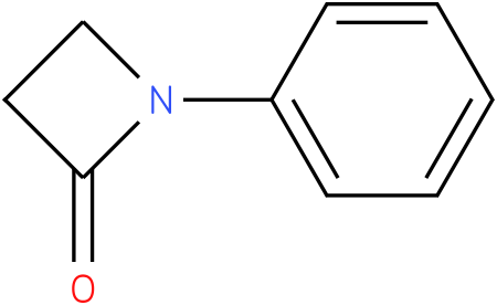 1-phenylazetidin-2-one