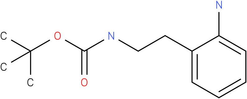 [2-(2-AMINO-PHENYL)-ETHYL]-CARBAMIC ACID TERT-BUTYL ESTER