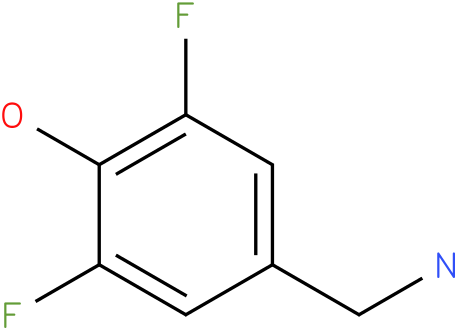 4-(aminomethyl)-2,6-difluorophenol
