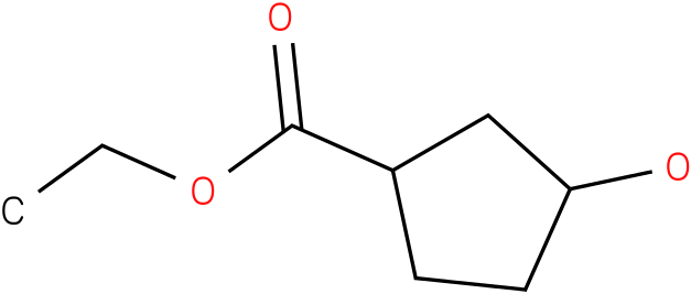 ethyl 3-hydroxycyclopentanecarboxylate