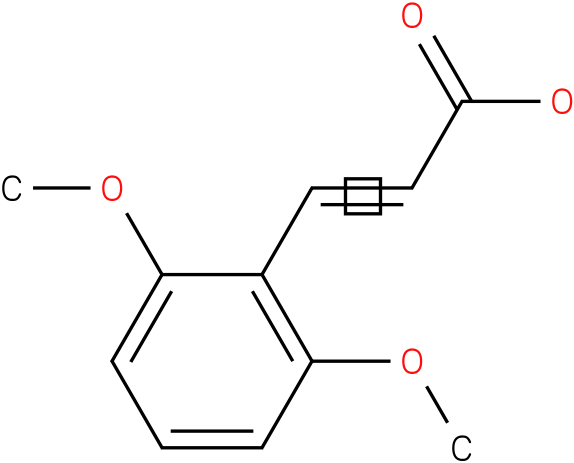 (E)-3-(2,6-dimethoxyphenyl)acrylic acid