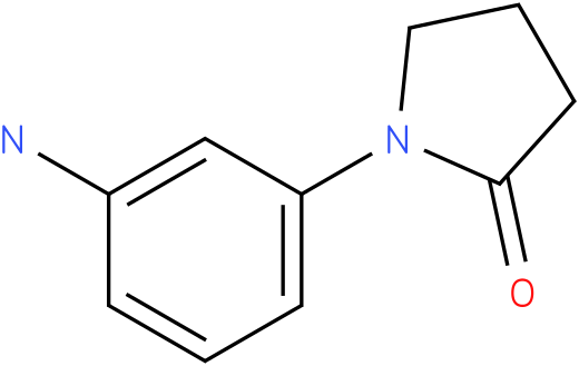 1-(3-AMINO-PHENYL)-PYRROLIDIN-2-ONE