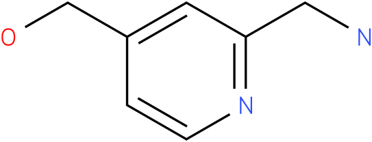 (2-(aminomethyl)pyridin-4-yl)methanol