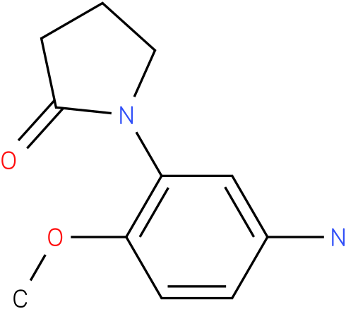 1-(5-AMINO-2-METHOXYPHENYL)PYRROLIDIN-2-ONE