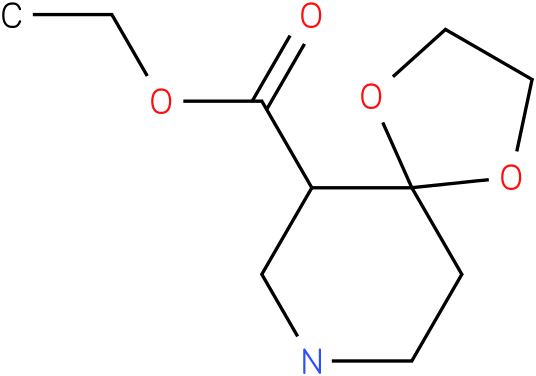ethyl 1,4-dioxa-8-azaspiro[4.5]decane-6-carboxylate