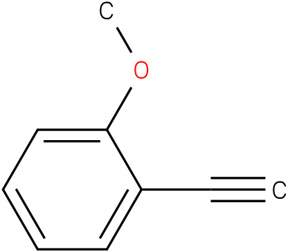 2'-Methoxyphenyl acetylene
