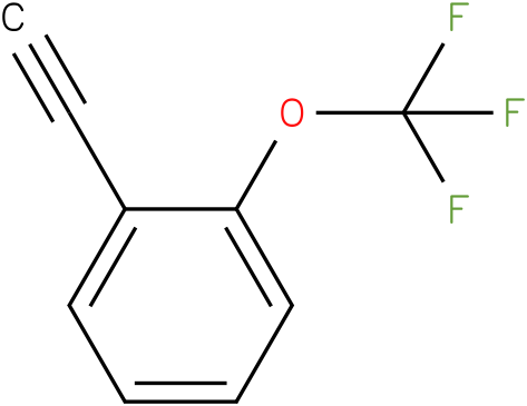 2'-Trifluoromethoxyphenyl acetylene