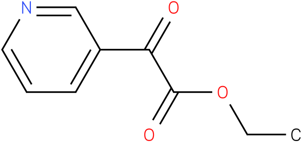 ethyl 2-oxo-2-(pyridin-3-yl)acetate