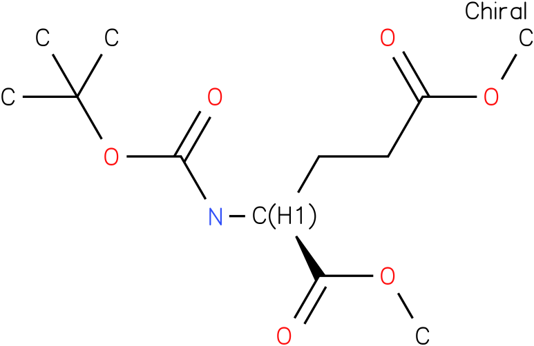 (R)-N-BOC-GLUTAMIC ACID-1,5-DIMETHYL ESTER