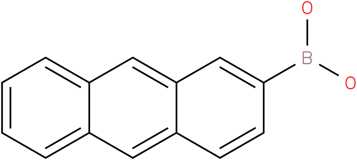 2-anthracenylboronic acid